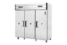 Tủ đông mát 3 cánh 2 mát 1 đông Southwind B190-3RRFS-E (Hàn Quốc) 1