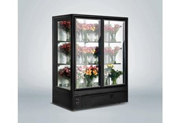 Tủ trưng bày hoa tươi 2 cánh Southwind 14FE-2D 1