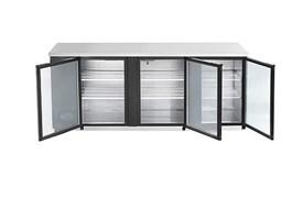 Tủ mini bar cánh kính Southwind RUB-3G90 1