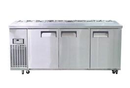 Bàn Salad full khay 3 cánh Southwind SWSI-1800S-F 1