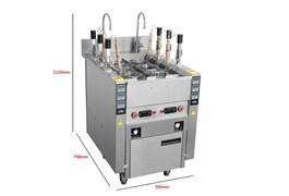 Bếp nhúng mì 6 họng Southwind IZML-6-A 1