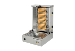 Máy nướng trục xoay (Kebab) dùng gas Roller Grill GR 60 G 1