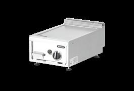 Máy nướng phẳng dùng gas để bàn Nayati NGFT 4-60 AM 1