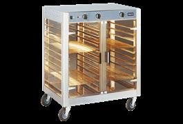 Tủ giữ nóng cho máy quay gà Roller Grill RE 2 1
