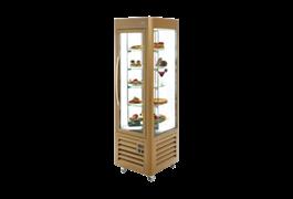 Tủ trưng bày lạnh (kệ xoay) Roller Grill RD 60 T 1