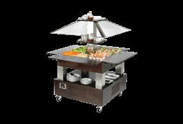Quầy trưng bày salad Roller Grill SBC 40 F 1
