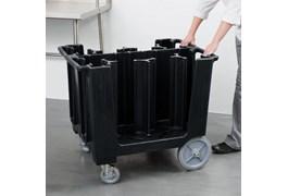 Xe đẩy chứa đĩa Cambro ADCS110 S 1