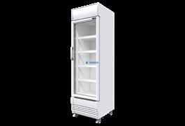 Tủ mát 1 cánh kính Sanden SPE-0405 1