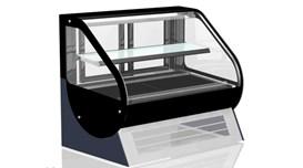 Tủ trưng bày bánh kính cong Southwind SK650A-S 2