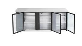 Tủ mini bar cánh kính Southwind RUB-3G90 2