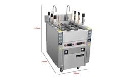 Bếp nhúng mì 6 họng Southwind IZML-6-A 2