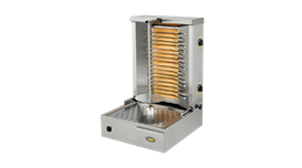 Máy nướng trục xoay (Kebab) dùng gas Roller Grill GR 60 G 2