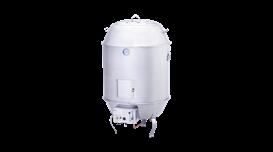 Lò quay vịt dùng gas Nayati NGDR 900 2