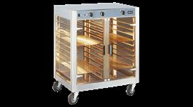 Tủ giữ nóng cho máy quay gà Roller Grill RE 2 2