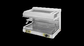 Máy nướng Salamander dùng gas Roller Grill SGF 800 2