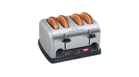 Máy nướng bánh mì lát Hatco TPT-230-4  2