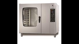 Lò hấp nướng đa năng Sogeco 10 khay GN1/1 dùng điện 2