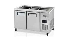 Bàn Salad Grand Woosung GS-48R 2