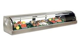 Tủ Trưng Bày Sushi Hoshizaki HNC-120BE-R-S 2