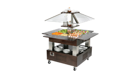 Quầy trưng bày salad Roller Grill SBC 40 F 2