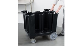 Xe đẩy chứa đĩa Cambro ADCS110 S 2