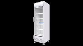 Tủ mát 1 cánh kính Sanden SPE-0405 2