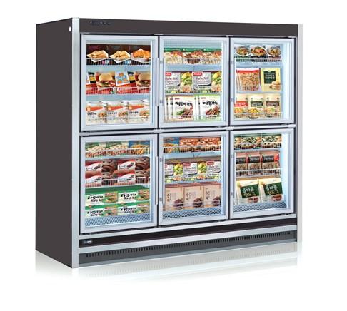 Tủ đông trưng bày siêu thị Southwind SMR5G2-4D2