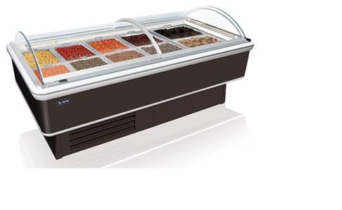 Tủ mát trưng bày thịt Southwind E0M1-10XP