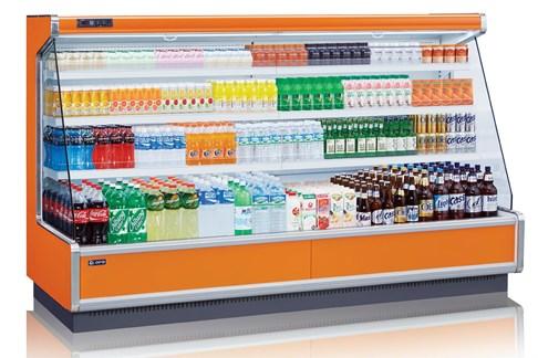 Tủ mát trưng bày siêu thị Southwind SMS2D2-08ST
