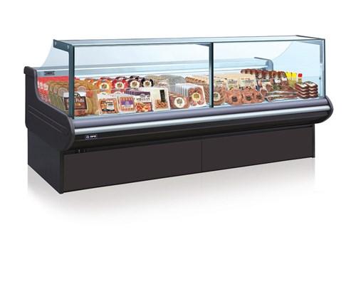 Tủ trưng bày siêu thị thức ăn nhanh Southwind SME0M2-08SF