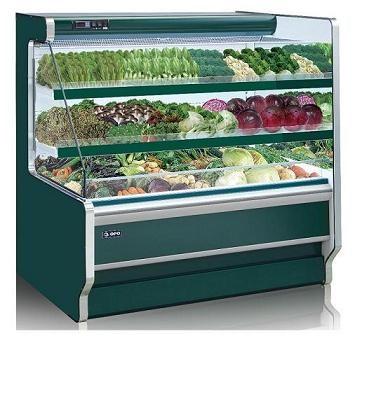 Tủ trưng bày rau củ siêu thị Southwind SMM2V1-12SS