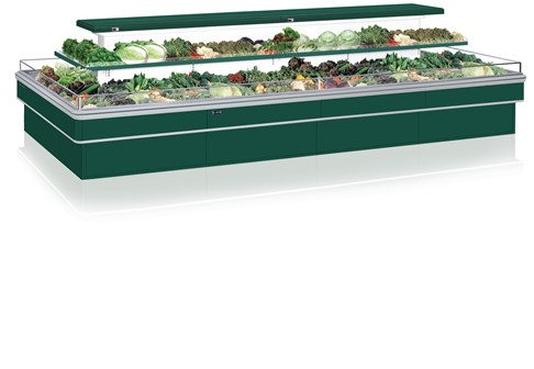 Tủ trưng bày rau củ siêu thị Southwind 1V1-01W
