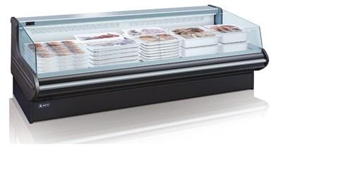 Tủ mát trưng bày hải sản và thịt Southwind  SMF0M2-08P