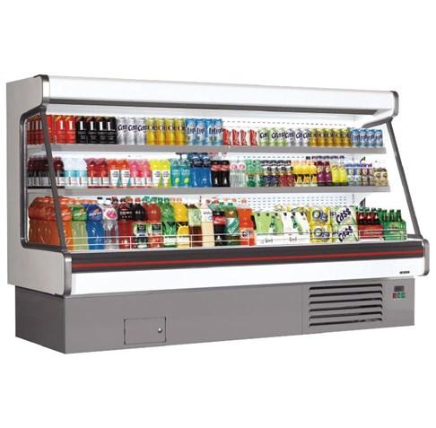 Tủ mát trưng bày siêu thị Southwind GWS-EFE***BS2F