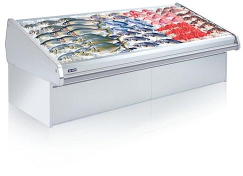 Tủ trưng bày hải sản siêu thị Southwind SMF0N2-08N