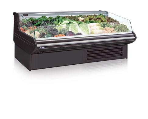 Tủ trưng bày rau củ siêu thị Southwind F0V1-08N