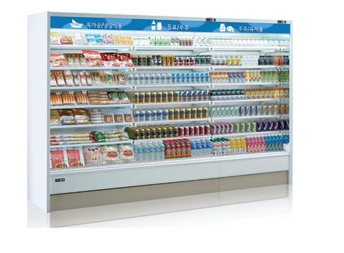 Tủ trưng bày siêu thị Southwind SMC6D2-06LR