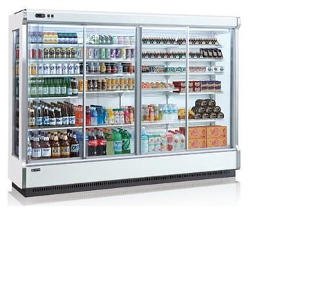 Tủ trưng bày siêu thị Southwind SMM5D2-10SPD