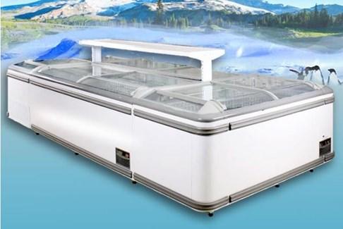 Tủ đông cánh kính trượt Southwind ZD0.7D