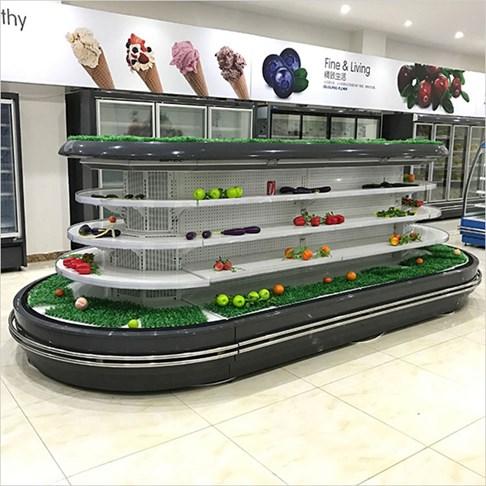 Tủ trưng bày siêu thị Southwind HLF188AM38159MO