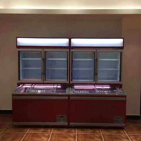 Tủ mát trưng bày siêu thị Southwind  ZDS120PW-02LR+TSB-1200