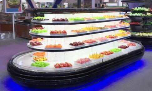 Tủ trưng bày siêu thị vòng cung Southwind 15HD-4.0M