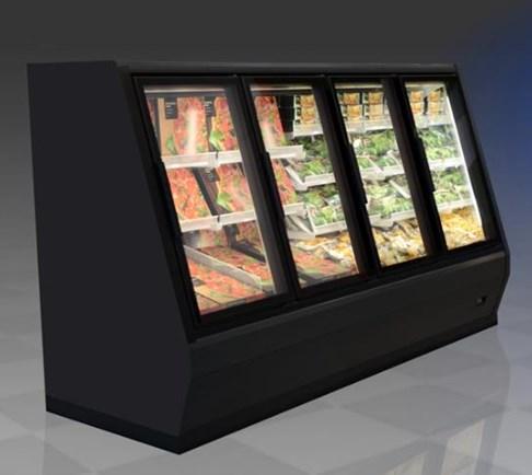 Tủ mát trưng bày siêu thị Southwind 18ZA-A / B (4D)