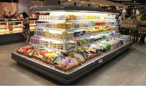 Tủ trưng bày siêu thị Southwind 12HD-B-4.0M
