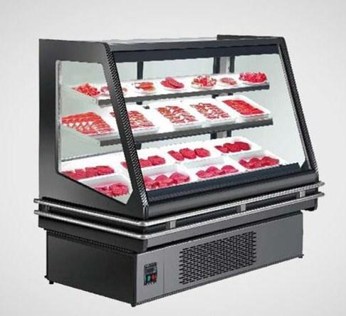 Tủ trưng bày thịt siêu thị Southwind 18BF-2000
