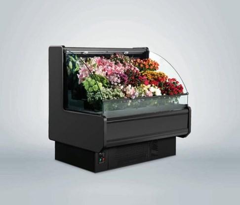 Tủ rèm trưng bày hoa tươi Southwind 18AF