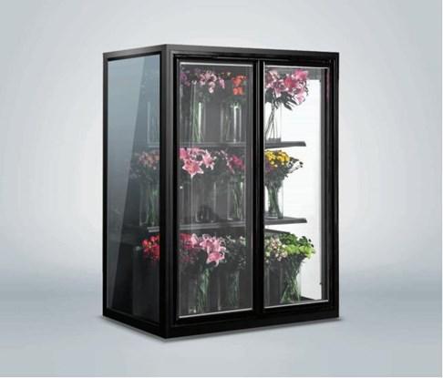 Tủ trưng bày hoa tươi hai cửa Southwind 18FE-2D