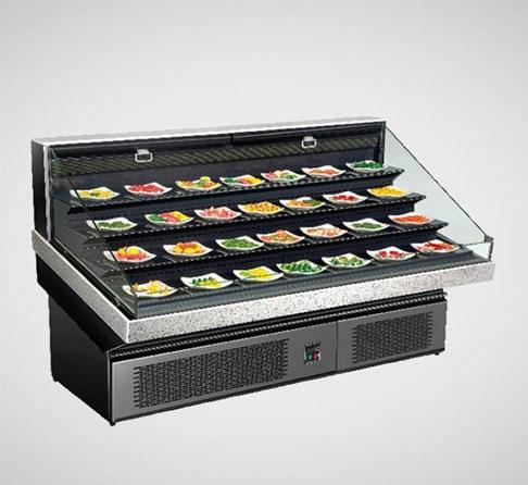 Tủ mát trưng bày siêu thị Southwind 18FA-2500