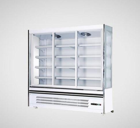 Tủ mát cánh kính làm lạnh bằng không khí Southwind LZGF-2500