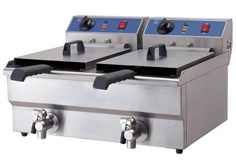 Bếp chiên điện van dầu Southwind  WF-102V